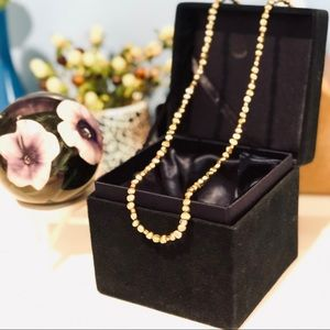 Jewelry - 📿 Freshwater Green Pearl Necklace